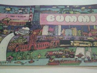 Bummi 1987 Heft 7 , DDR Bilderheft ab 3 Jahre, Kinderzeitschrift
