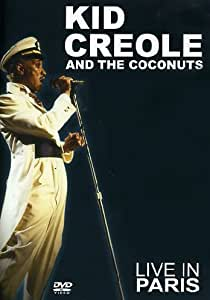 Kid Creole And The Coconuts [DVD] [2007]