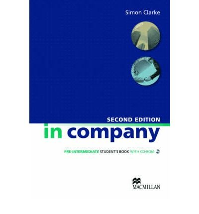 In Company Student's Book & CD-ROM Pack Pre-intermediate Level (Mixed media product) - Common