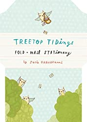 Treetop Tidings Fold and Mail