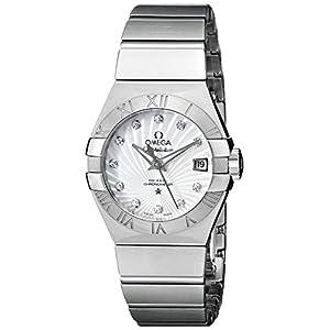 73b79ae14408 Constelación Blanco Madre de Perla Acero Damas Reloj