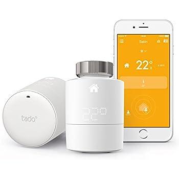 Tado testa termostatica intelligente prodotto for Valvola termostatica tado