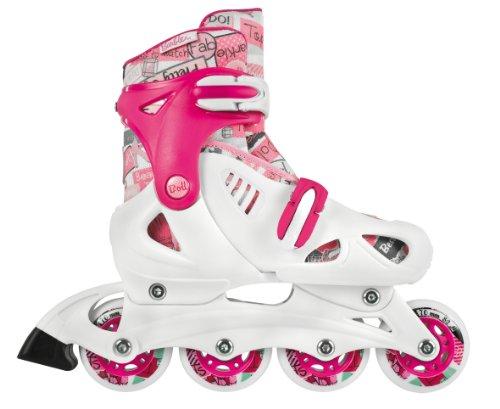 Mattel-barbie Barbie Kinder Inline Skate Lil'girl, weiß/pink, 990070/30