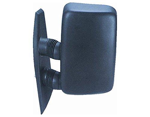 Preisvergleich Produktbild Spiegel Außenspiegel links manuell schwarz Arm kurz ab 1994bis 1999