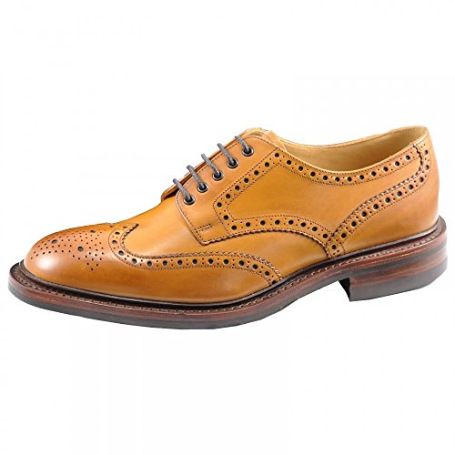 loake-chester-dainite-mens-tan-richelieus-en-cuir-11-uk-46-eu-tan