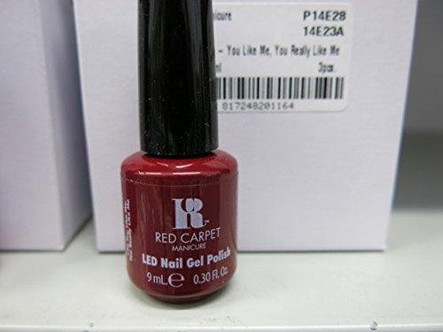 Red Carpet Manicure-A-Z alle Farben erhältlich hier 9ml-LED Gel Polnisch (Sie, wie ich sie Really Like Me)