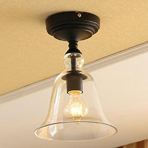 YUPD@Lampada da soffitto Plafoniere Lampada da soffitto in vetro , no (Acquario Light Fixtures)