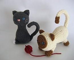 Kitten Crochet Pattern (English Edition) par [Gaines, Amy]