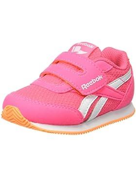 Reebok Unisex-Kinder Royal Cljog 2rs KC Sneaker Low Hals