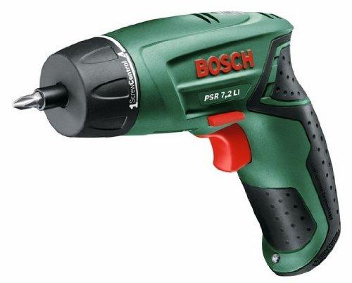 Preisvergleich Produktbild Bosch Akkuschrauber PSR 7,2 LI, 603957720