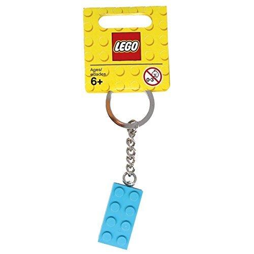LEGO Classic Turquoise Brick Key Chain 853380