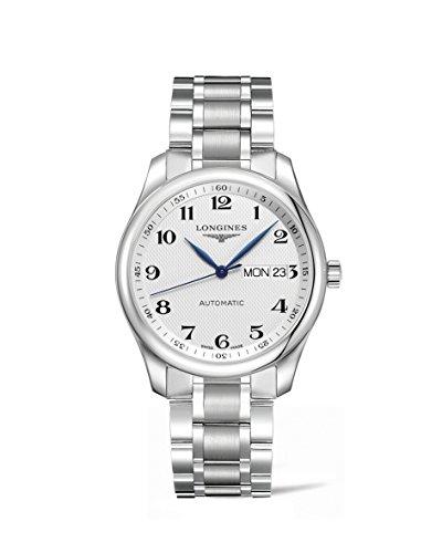 Longines Master Collection automatique Cadran Argent montre pour homme L27554786
