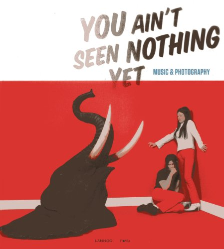 You ain't seen nothing yet : Music & photography par Rein Desle