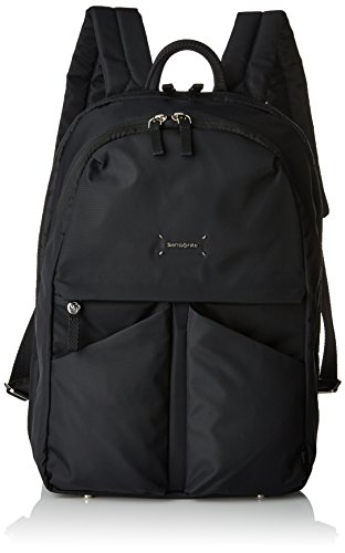 "Samsonite Backpack 14.1"" (Black) -Lady Tech Rucksack, Black"