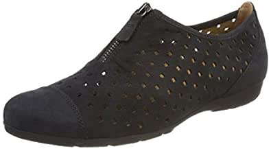 Womens Basic Boots, Black (17 Schwarz Kombi 17), 4 UK Gabor