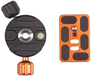 3 Legged Thing 360 Clamp Schnellwechselsystem Inkl Qr7 Kamera