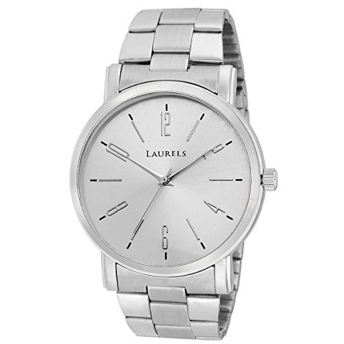 Laurels Soviet 1 Analog Silver Dial Men\'s watch Lo-SVT-0707