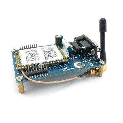 SainSmart Kompatibel Drahtlos Module Für GSM SIEMENS TC35 SMS Module Board UART/RS232 Gsm-modul
