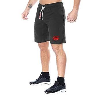 SMILODOX Herren Shorts 'Basic' | Kurze Hosen für Sport