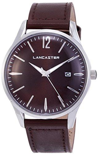 """Lancaster Paris """"Heritage"""" reloj de pulsera marrón hombre"""