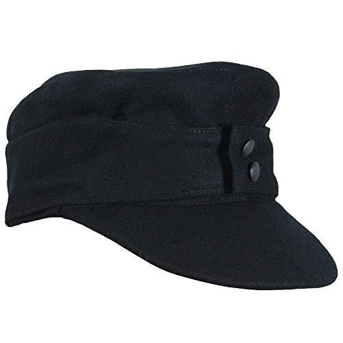 Epic Militaria - Gorra de béisbol - para Hombre Negro Negro (56 cm