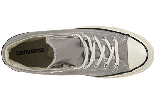 Converse Unisex-Erwachsene All Star Prem Hi 1970's Hightop Sneaker WILD DOVE/NATURAL/EGRET
