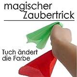 Zaubermaterial-Tcher-ndern-Farbe-Zauberer-zaubern-Magie-Anfnger-Kinder-Profis