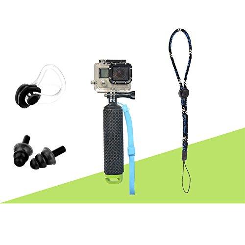 Zubehör 2er Universal Handschlaufe für Unterwasser Kamera Tauchlampe Handgelenkschlaufe