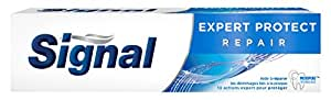 Signal dentifrice expert protection complet 75 ml - Lot de 2