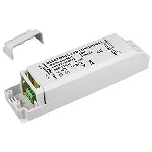 Chilitec elektronischer LED-Trafo 1-50 Watt