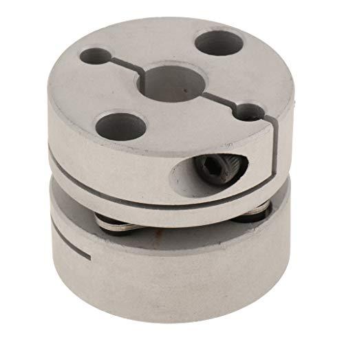 Homyl Flexible Kupplung Motorkupplung Wellenkupplung Klauenkupplung, geeignet zum Anschluss von Koaxialleitungen