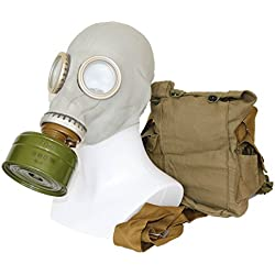 OldShop - Juego de máscara antigas GP5 - Réplica de máscara Militar soviética Rusa