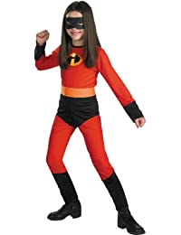 "Disguise Inc The Incredibles Violet Classic Child Costume, Small, Age 4 - 6x, HEIGHT 3' 7"" - 4' 1/2"""