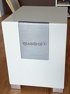 quadral qube 8 ativ elektronik. Black Bedroom Furniture Sets. Home Design Ideas