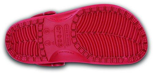 Crocs Ralen Clog, Zoccoli Unisex – Adulto Rosso (True Red)