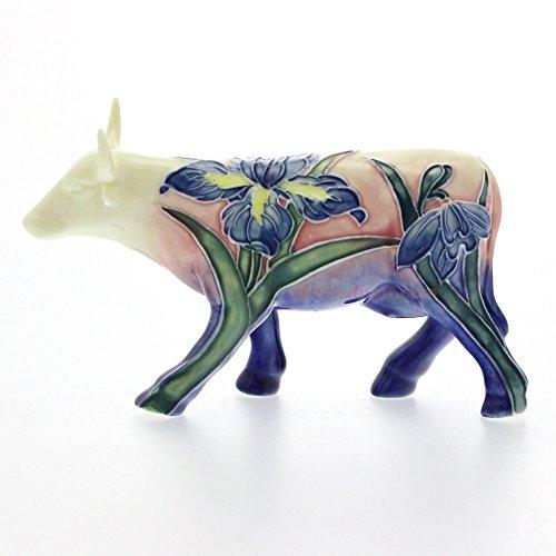 Old Tupton Ware - Iris Design - Cow Ornament