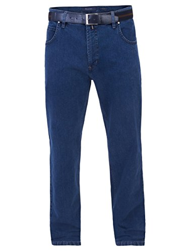 "PIONIER Hose ""PETER"" - 5-Pocket - Comfort Fit Blau (super stone washed 161)"