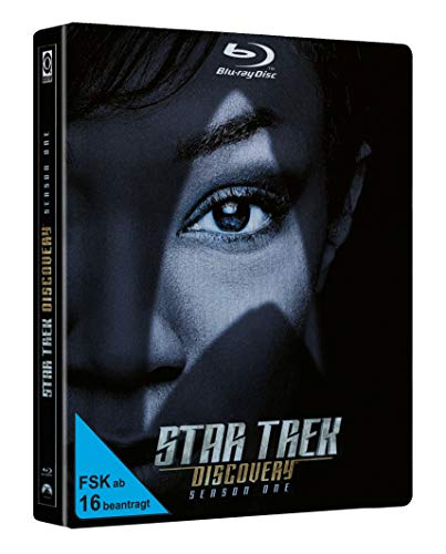 Staffel 1 (Limited Steelbook Edition) (exklusiv bei Amazon.de) [Blu-ray]