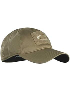 Oakley Cap algodón SI, color  - Coyote, tamaño S-M