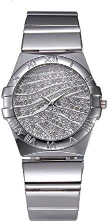 YXMAHW Lega Cinghia Corona Circolare Bobina Quarzo orologi orologi orologi orologi Diamanti Signore | Eccezionale  | In Linea Outlet Store  | Design Accattivante  | Sensazione Di Comfort  d7620c