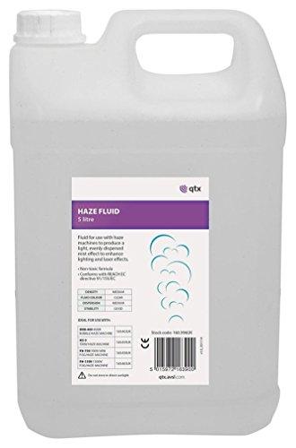 Fluid 5Liter–geeignet für alle Haze Maschinen (Licht gleichmäßig verteilt Mist) (Haze Machine)