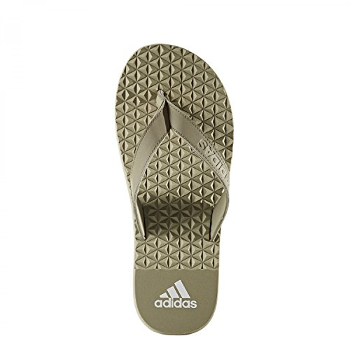adidas Herren Eezay Soft Laufschuhe Mehrfarbig (Tech Beige F13/tech Beige F13/ftwr White)