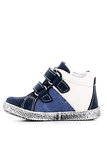 Melania , Baskets pour fille Bleu - Blu scuro