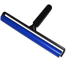 """Ehdis® 12 """"pegamento de caucho de silicona pegar rodillo antiestático pegajosa silicona rodillos Automotive Vinilo instalación de rodillo y recolección de polvo para la Aplicación de películas"""