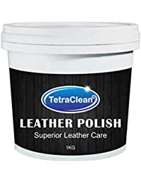 TetraClean Multicolor Patent Leather, Leather, Nubuck, Synthetic Leather Shoe Polish (1 Kg)