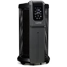 Klarstein Datscha Digital Radiador Calefactor con Alcance 360° • 2200 W • Termostato • Seguro