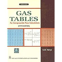 Gas Tables For Compressible Flow Calculations