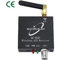 QK-A023 Receptor inalámbrico AIS para marina, buque/barco (Auto-hopping V2.0)