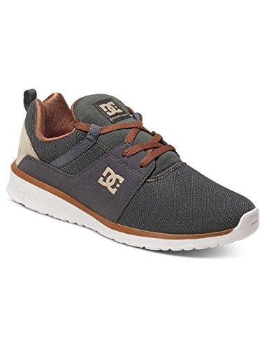 Herren Sneaker DC Heathrow Sneakers Charcoal Grey