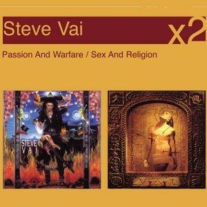 Passion & Warfare/Sex & Religion by Steve Vai